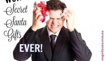 Worst Secret Santa Gifts Ever