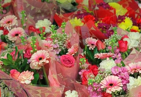 flowers for everyone