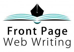Front Page Web Writing