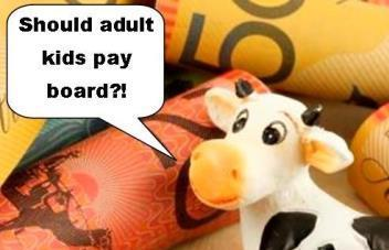 Should Adult Kids Pay Board?
